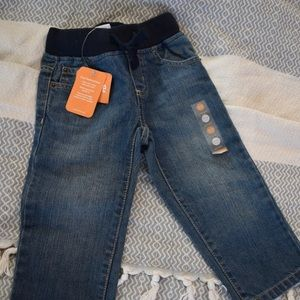 Baby boys 18-24 month pull-on jeans